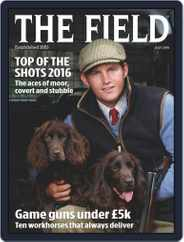 The Field (Digital) Subscription July 1st, 2016 Issue