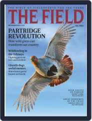 The Field (Digital) Subscription September 1st, 2017 Issue