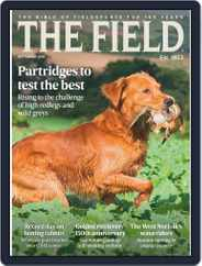 The Field (Digital) Subscription September 1st, 2018 Issue
