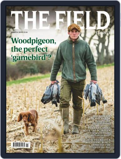 The Field March 1st, 2019 Digital Back Issue Cover
