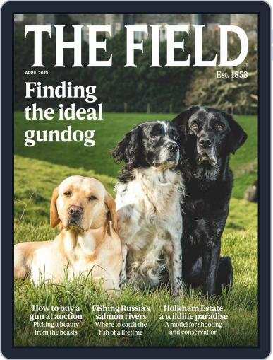 The Field April 1st, 2019 Digital Back Issue Cover