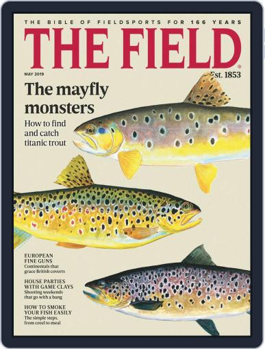 The Field May 1st, 2019 Digital Back Issue Cover