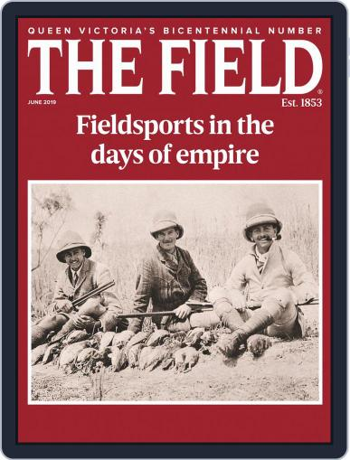 The Field June 1st, 2019 Digital Back Issue Cover