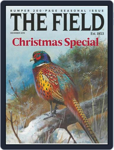 The Field December 1st, 2019 Digital Back Issue Cover