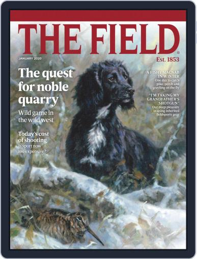 The Field January 1st, 2020 Digital Back Issue Cover
