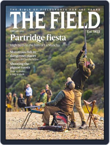 The Field February 1st, 2020 Digital Back Issue Cover