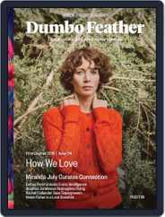 Dumbo Feather (Digital) Subscription January 1st, 2018 Issue