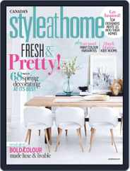 Style At Home Canada (Digital) Subscription April 1st, 2019 Issue