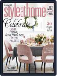 Style At Home Canada (Digital) Subscription November 1st, 2019 Issue