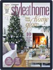 Style At Home Canada (Digital) Subscription December 1st, 2019 Issue