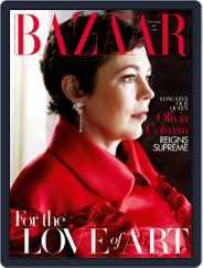 Harper's Bazaar UK (Digital) Subscription November 1st, 2019 Issue