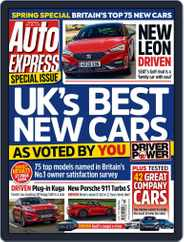 Auto Express (Digital) Subscription April 8th, 2020 Issue