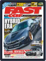 Fast Car (Digital) Subscription May 1st, 2019 Issue