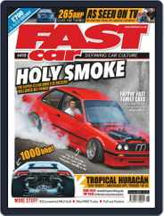 Fast Car (Digital) Subscription August 1st, 2019 Issue