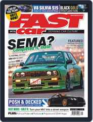 Fast Car (Digital) Subscription January 1st, 2020 Issue