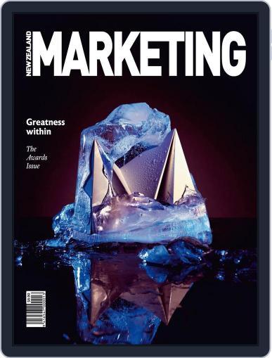 NZ Marketing November 1st, 2017 Digital Back Issue Cover