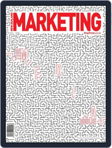 NZ Marketing June 28th, 2019 Digital Back Issue Cover