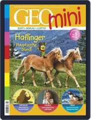 GEOmini (Digital) Subscription September 1st, 2019 Issue