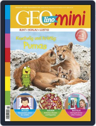 GEOmini February 1st, 2020 Digital Back Issue Cover