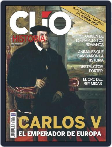 Clio September 15th, 2019 Digital Back Issue Cover