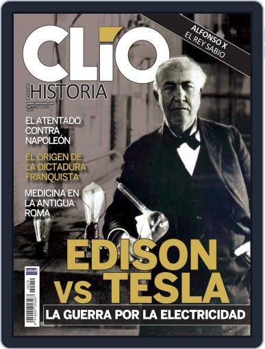 Clio January 15th, 2020 Digital Back Issue Cover