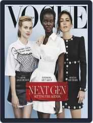 Vogue Australia (Digital) Subscription March 1st, 2019 Issue