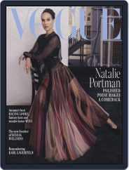 Vogue Australia (Digital) Subscription April 1st, 2019 Issue