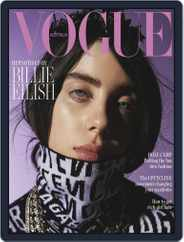 Vogue Australia (Digital) Subscription July 1st, 2019 Issue