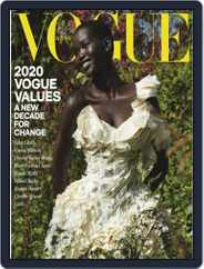 Vogue Australia (Digital) Subscription January 1st, 2020 Issue