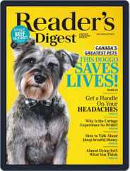 Reader's Digest Canada (Digital) Subscription July 1st, 2019 Issue