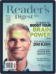 Reader's Digest Canada (Digital) Subscription May 1st, 2020 Issue