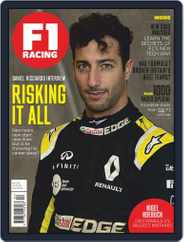F1 Racing UK (Digital) Subscription April 1st, 2019 Issue