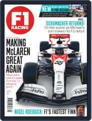 F1 Racing UK (Digital) Subscription May 1st, 2019 Issue
