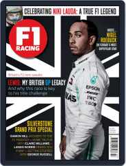 F1 Racing UK (Digital) Subscription July 1st, 2019 Issue