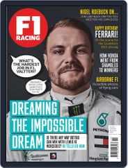 F1 Racing UK (Digital) Subscription November 1st, 2019 Issue
