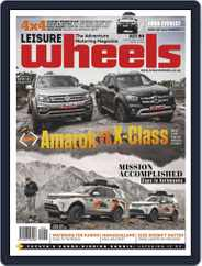 Leisure Wheels (Digital) Subscription April 1st, 2019 Issue