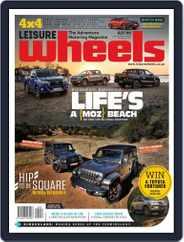 Leisure Wheels (Digital) Subscription August 1st, 2019 Issue