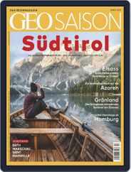GEO Saison (Digital) Subscription April 1st, 2019 Issue