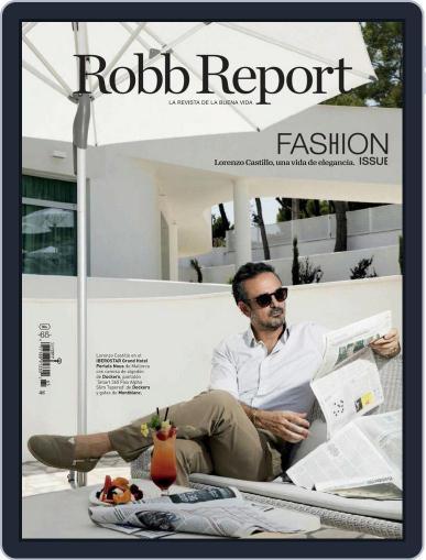 ROBB REPORT - España September 1st, 2017 Digital Back Issue Cover