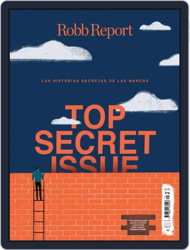 ROBB REPORT - España September 1st, 2018 Digital Back Issue Cover