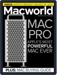 Macworld UK (Digital) Subscription February 1st, 2020 Issue