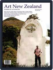 Art New Zealand (Digital) Subscription March 1st, 2018 Issue