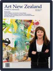Art New Zealand (Digital) Subscription May 1st, 2019 Issue