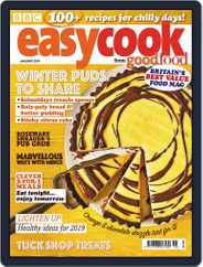 BBC Easycook (Digital) Subscription January 1st, 2019 Issue