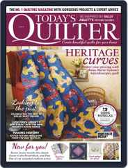 Today's Quilter (Digital) Subscription April 1st, 2019 Issue