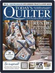 Today's Quilter (Digital) Subscription October 1st, 2019 Issue