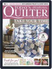Today's Quilter (Digital) Subscription April 1st, 2020 Issue