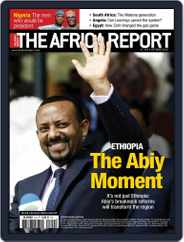 The Africa Report (Digital) Subscription October 1st, 2018 Issue