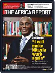 The Africa Report (Digital) Subscription November 1st, 2018 Issue