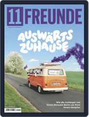 11 Freunde (Digital) Subscription May 1st, 2019 Issue